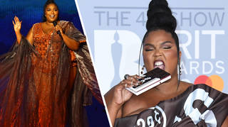 Lizzo stole the show at the 2020 BRITs