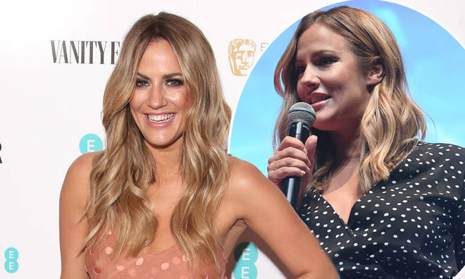 Caroline Flack's family released the statement she had been hoping to share the world