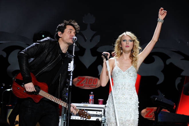 Taylor Swift and John Mayer wrote songs about each other after their split