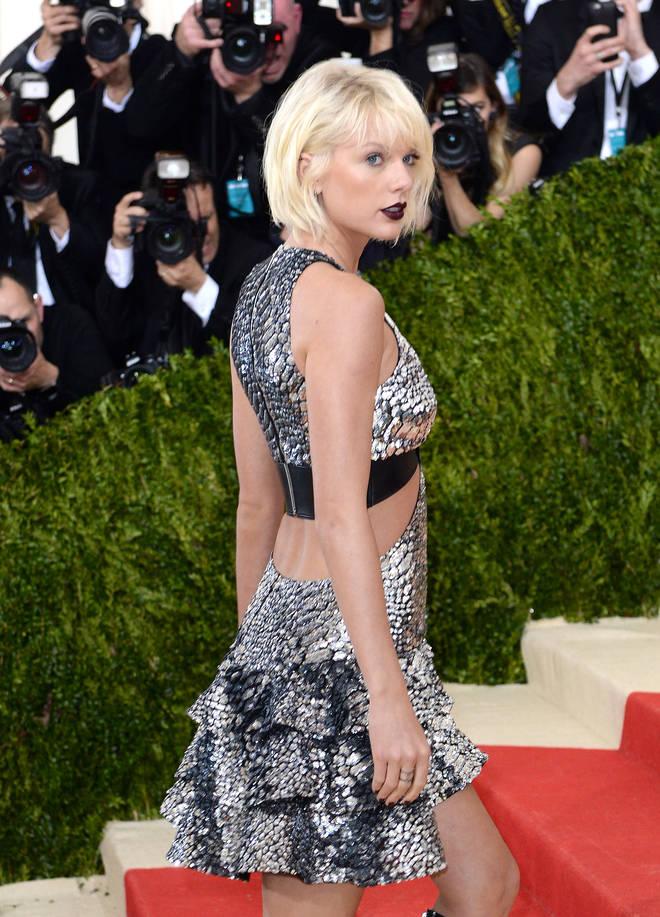 Taylor Swift allegedly met her now-beau at the 2016 MET Gala