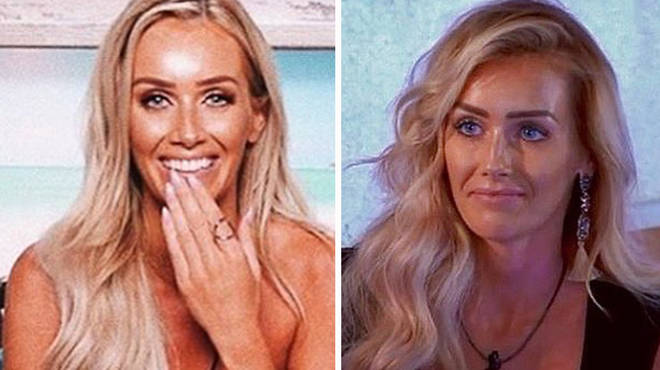 Laura Anderson was tempted to leave Love Island.