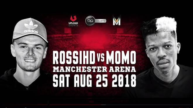 RossiHD vs MOMO