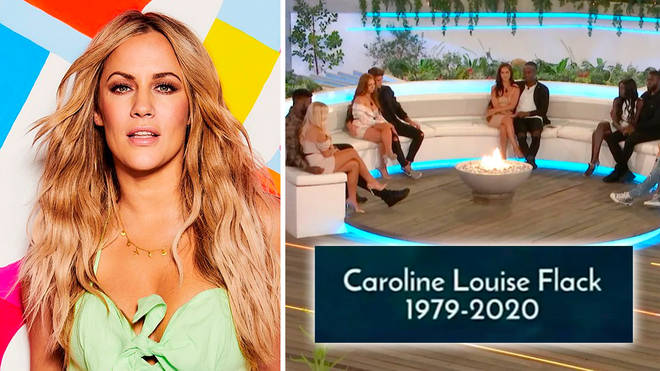 Love Island finalists told about Caroline Flack's death ahead of final