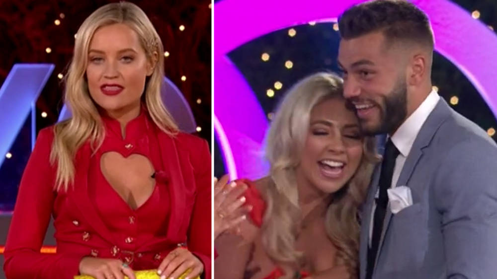 Paige Turley And Finn Tapp Win Love Island 2020 In