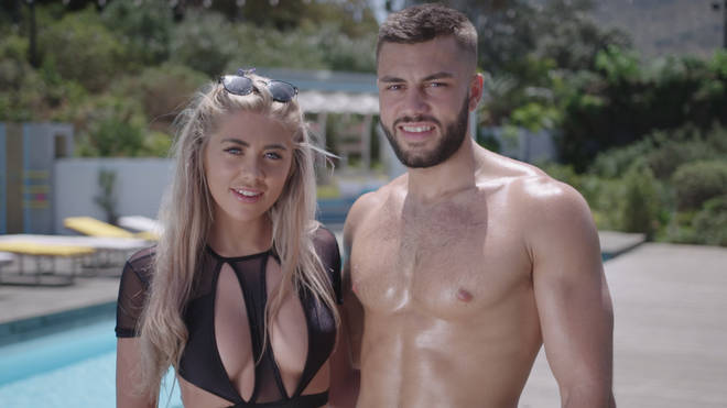 Paige Turley and Finn Tapp got together toward the start of Love Island