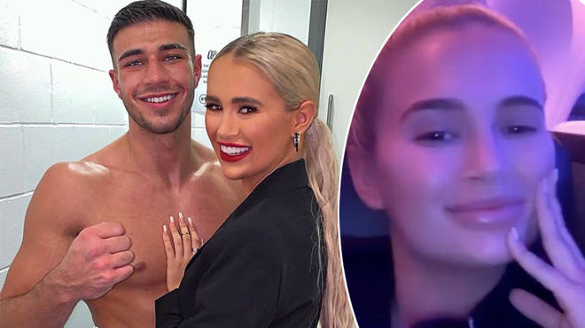 Tommy Fury is reportedly thinking about proposing to his Love Island girlfriend