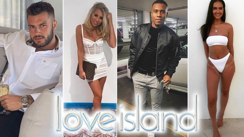 All The Love Island 2020 Contestants' Instagram Handles