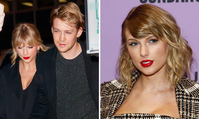 Taylor Swift Celebrated Boyfriend Joe Alwyn S Birthday In London With Ed Sheeran Capital