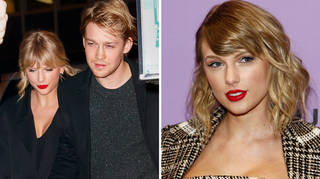 Taylor Swift stepped out in London for Joe Alwyn's 29th birthday