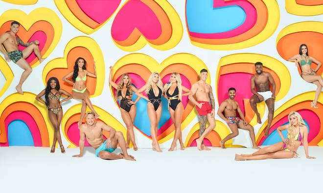 The Love Island 2020 original cast members