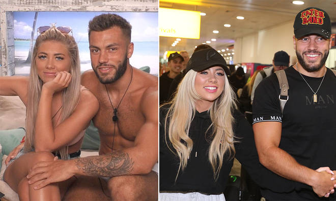 Love Island star, Finn Tapp, wants to honour Paige Turley by inking her name