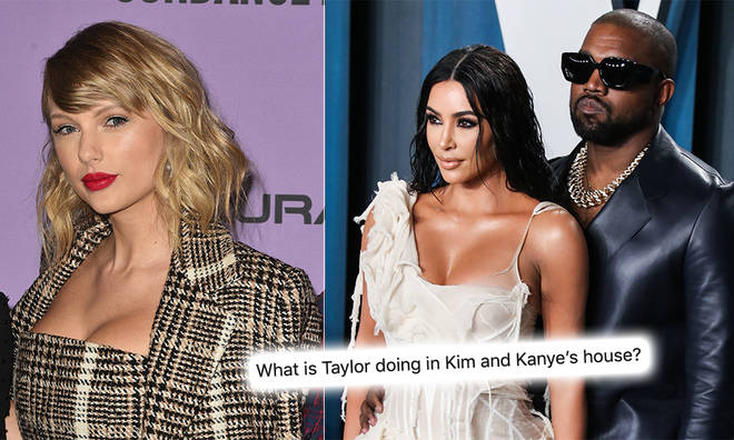 Taylor Swift Fans Think The Man Music Video Is Set To Shade Kim Kardashian Kanye Capital