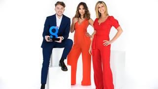 Roman Kemp, Kate Garraway and Myleene Klass to host The Global Awards