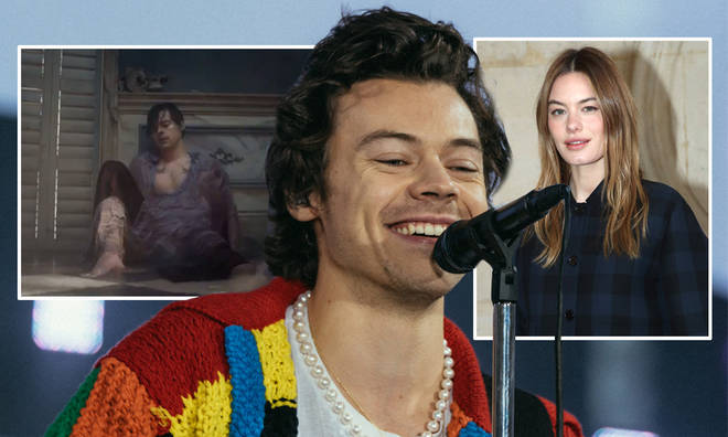 Harry Styles' 'Falling' lyrics are about a difficult breakup