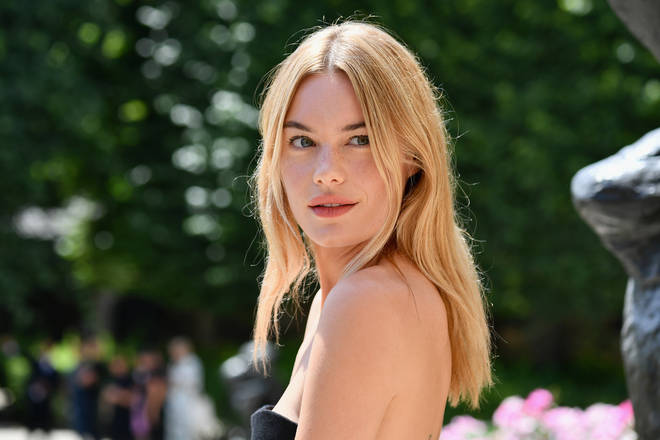 Harry Styles dated Camille Rowe for around a year