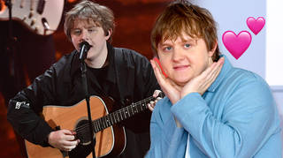 Lewis Capaldi is dating someone new