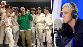 Lauv collaborated with BTS on 'Who'