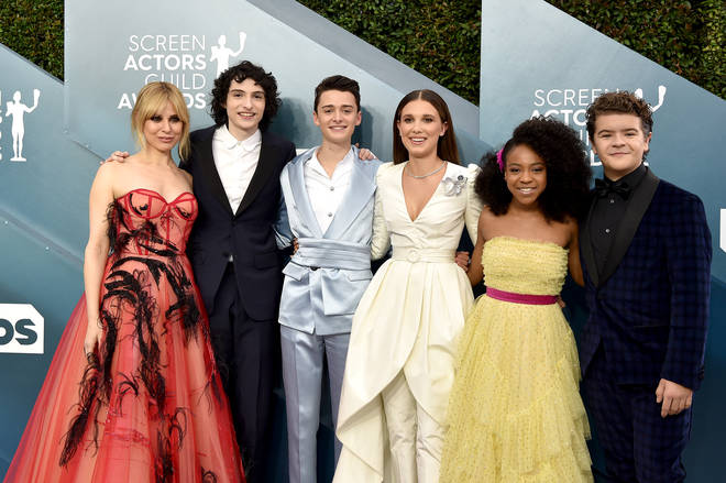The Stranger Things cast have grown up in the limelight together