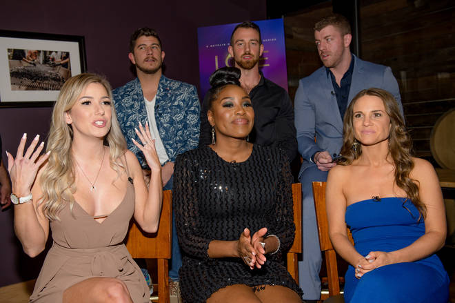 Netflix hosted a VIP viewing party in Atlanta