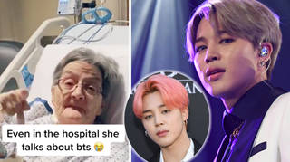 Jimin's oldest fan has been discovered and she's a huge BTS fan