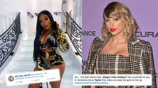 Megan Thee Stallion fans have come to the rapper's defence after claiming her record label won't renegotiate her contract.