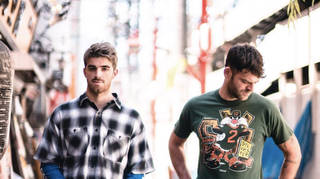 The Chainsmokers Instagram Tokyo 2018