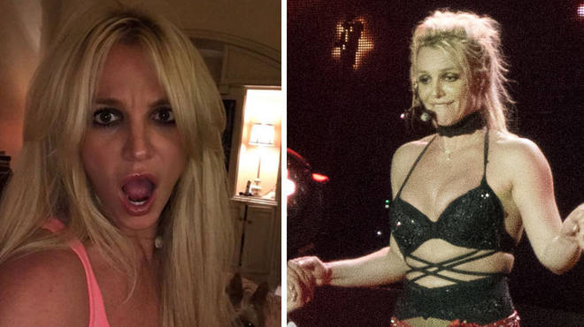 Britney Spears forgot where she was performing during Brighton Pride