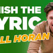 Niall Horan plays Capital's Finish The Lyric