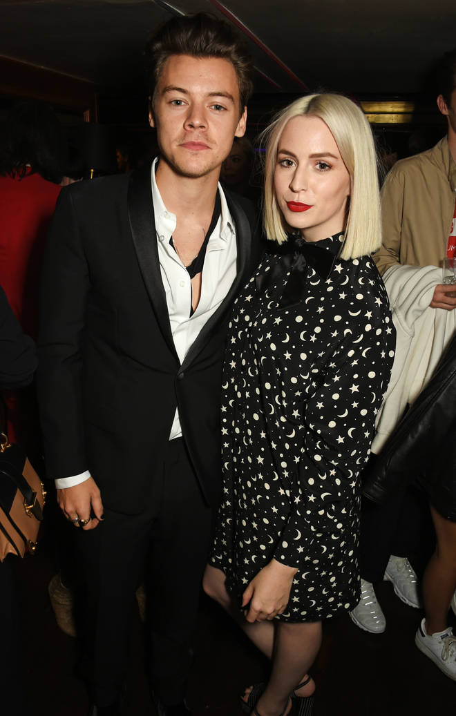 Harry Styles has a close relationship with his sister, Gemma