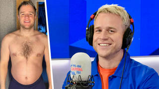 Olly Murs shared hit fitness regime with Capital Breakfast