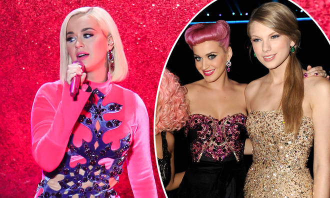 Katy Perry and Taylor Swift have healed their rift