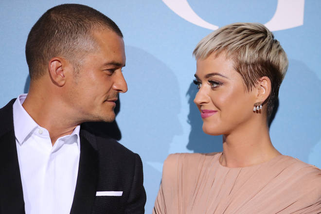 Katy Perry has been dating Orlando Bloom since 2016