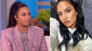 Demi Lovato spoke about her relapse on The Ellen Show