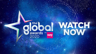 Watch The Global Awards 2020