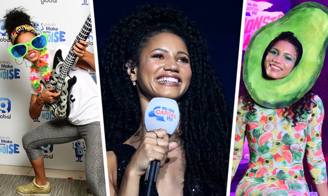 Vick Hope for Global's Make Some Noise, Capital's Summertime Ball, and Capital's Monster Mash-Up