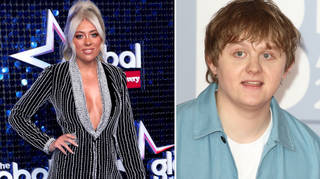 Paige joked her boyfriend Finn would be 'fuming' if she did a duet with Lewis Capaldi.