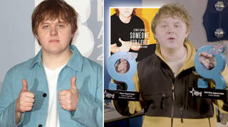 Lewis Capaldi gave a very witty acceptance speech at The Global Awards 2020