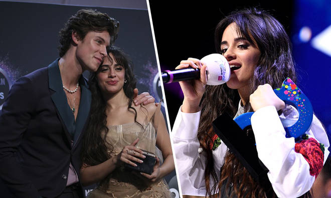 Camila Cabello said her and Shawn Mendes 'need to calm down'
