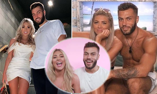 Paige and Finn reveal how they landed a spot on Love Island