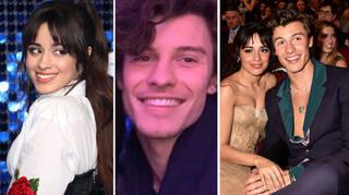 Camila Cabello Shawn Mendes beard Global Awards