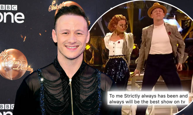 Kevin Clifton has quit Strictly Come Dancing
