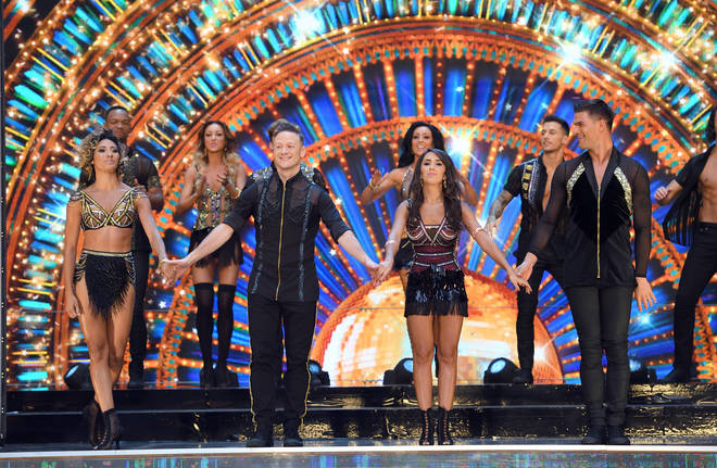 Kevin Clifton and ex-wife Karen Clifton starred on Strictly together