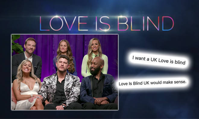 Love Is Blind has just wrapped up its first season reunion show