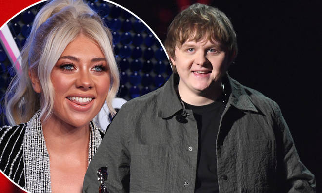 Lewis Capaldi said ex Paige Turley has 'every right' to talk about him