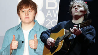 Lewis Capaldi suffered a panic attack at the 2020 GRAMMYs