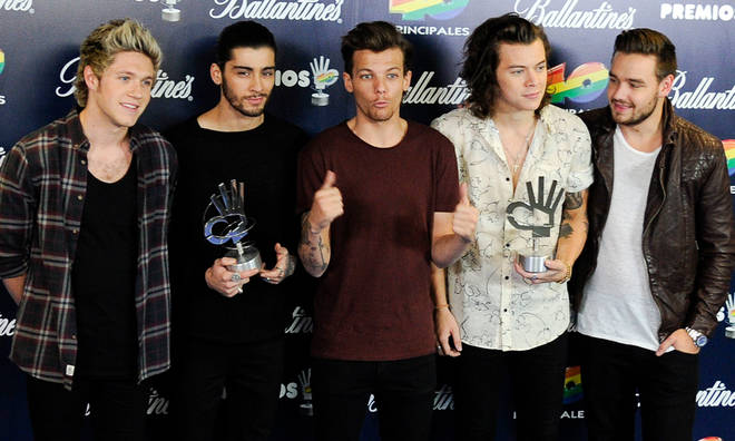 One Direction went on a hiatus in 2016