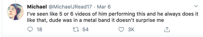 Some fans reason Post Malone's behaviour is normal