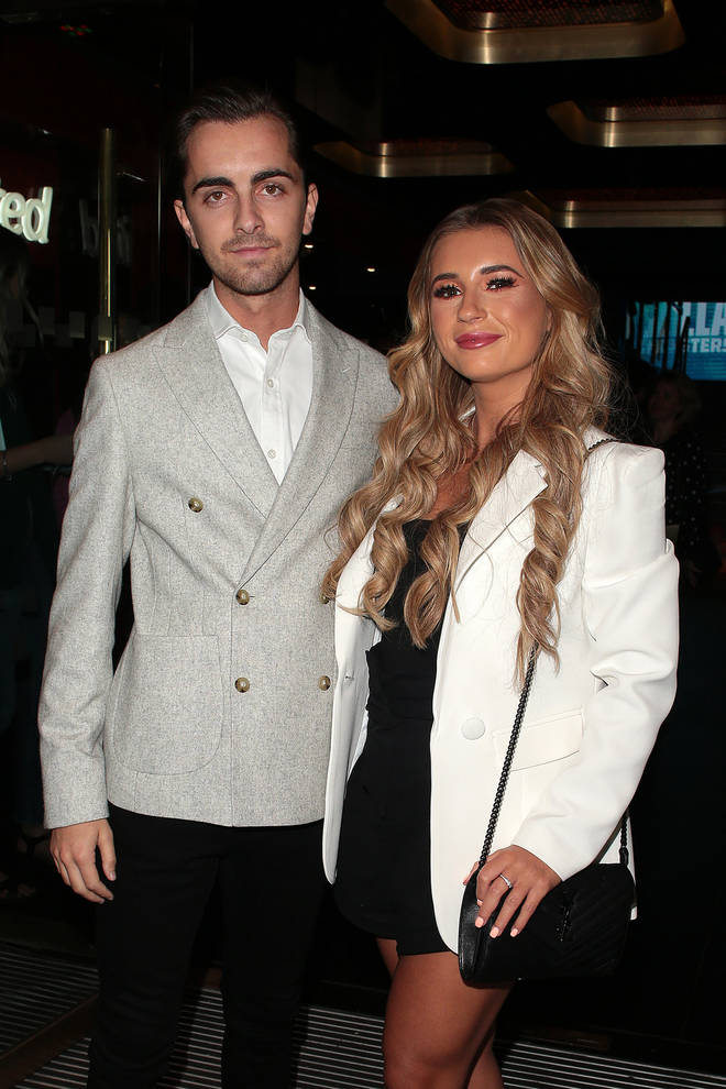 Dani Dyer and Sammy Kimmence also dated a year before she appeared on Love Island