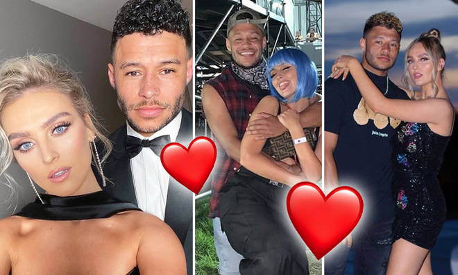 Perrie Edwards and Alex Oxlade-Chamberlain have been boyfriend and girlfriend since 2016.