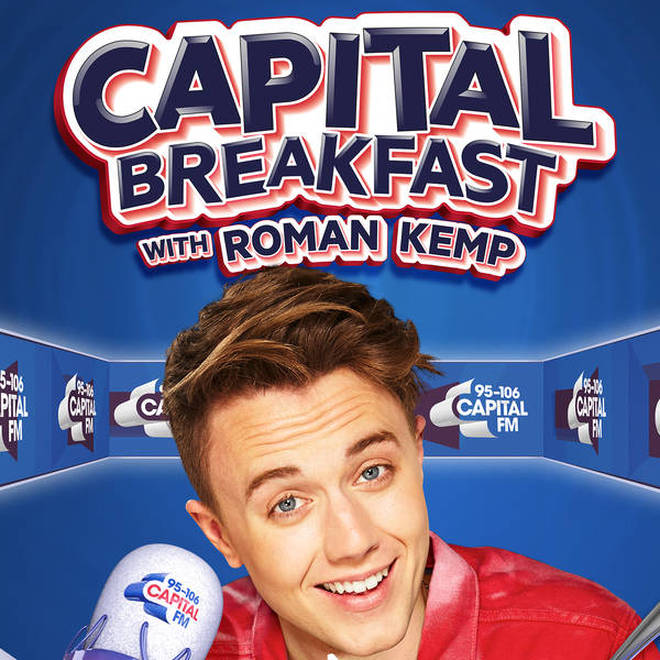 The Capital Breakfast with Roman Kemp podcast drops every Friday